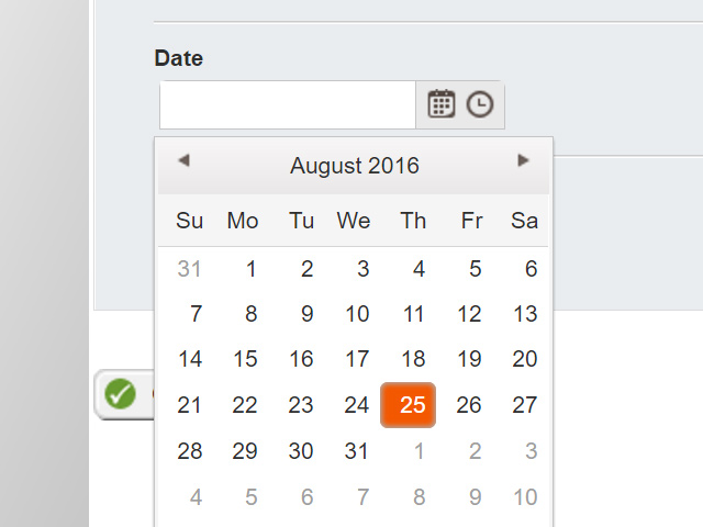 Sync Schedule
